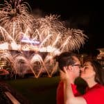 Engagement Pictures at Progressive Field //  Cleveland Engagement