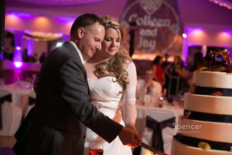 Wedding Reception at Springvale Ballroom