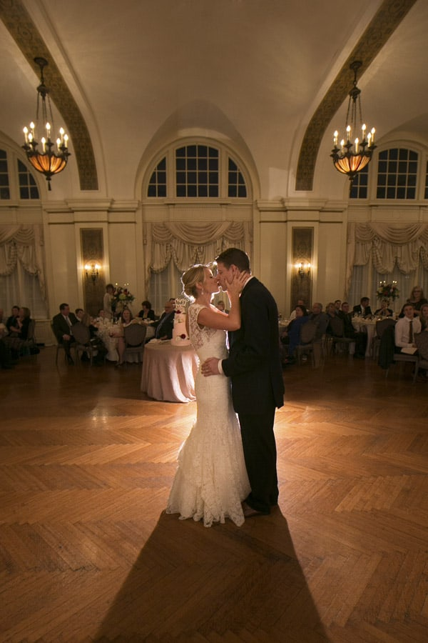first dance at greystone hall akron