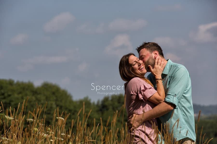 Engagement Pictures // Firestone Akron Ohio