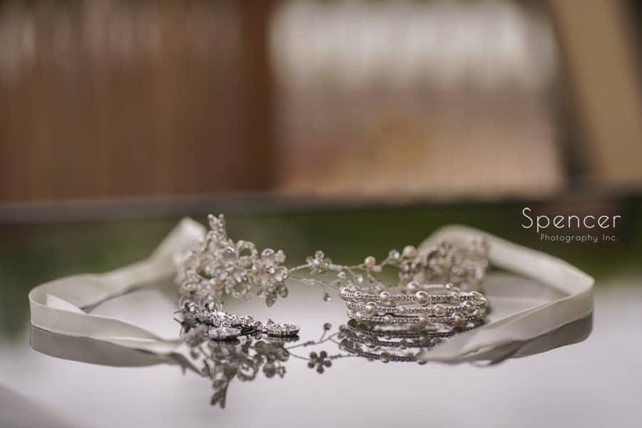 akron brides wedding details