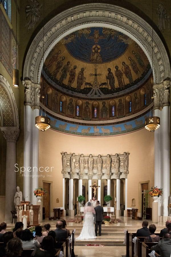 st joseph church wedding ceremony