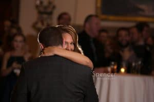 first dance at Portage Country Club