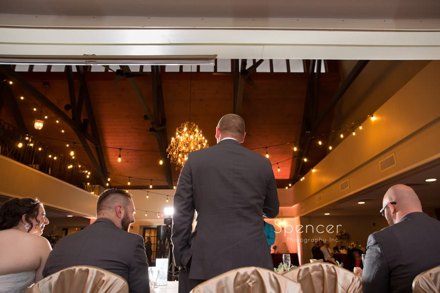 Wedding Reception Shady Hollow Country Club // Canton Photographer