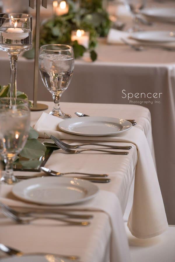 tablescape of farah nour floral and event design