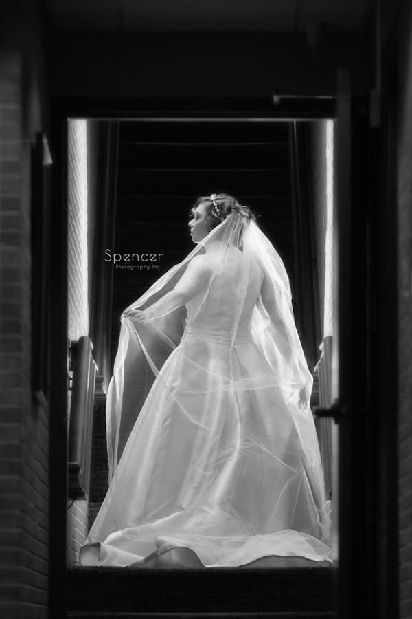 bridal picture at firestone country club