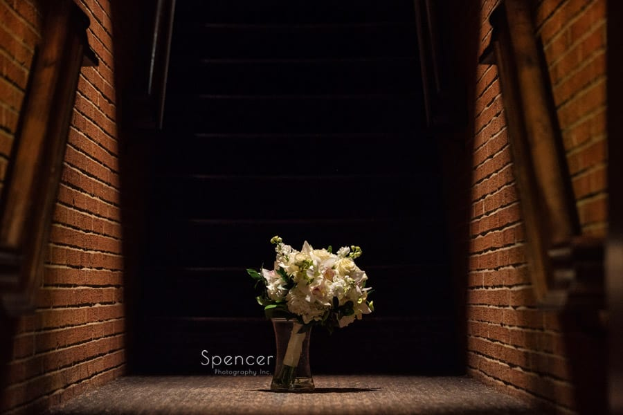 pams posies wedding bouquet at firestone country club
