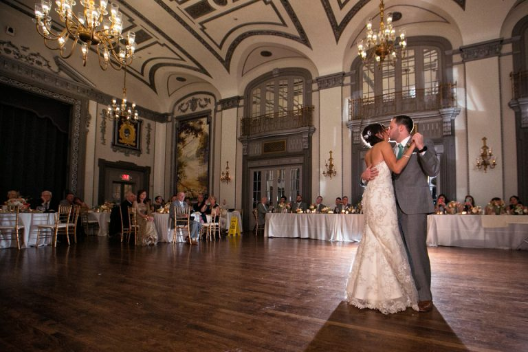 first dance at tudor arms