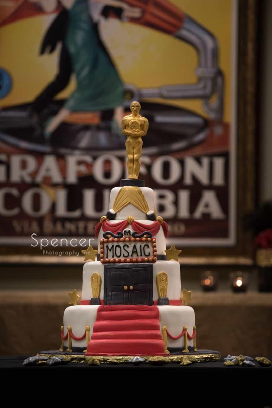 cake at wadsworth ohio awards event