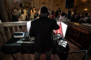 picture of dj sobe at ariel pearl cleveland