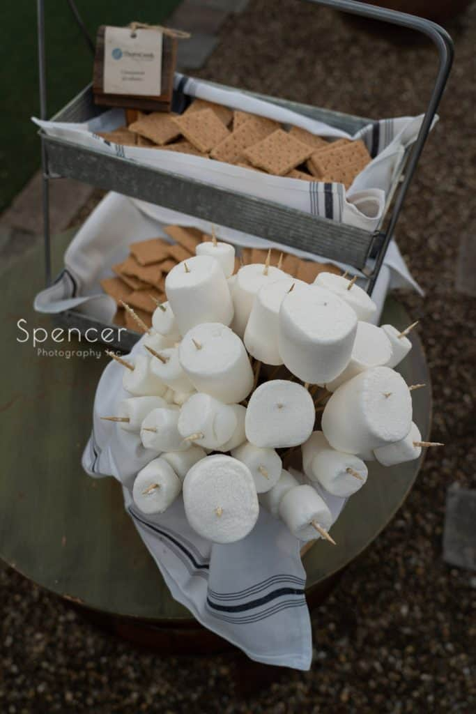 Thorncreek Winery and Gardens S'mores