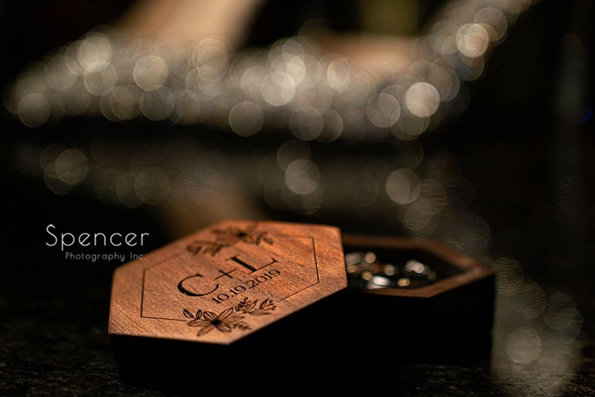 Fall Wedding Day in Akron, Ohio // Cleveland Wedding Photographers
