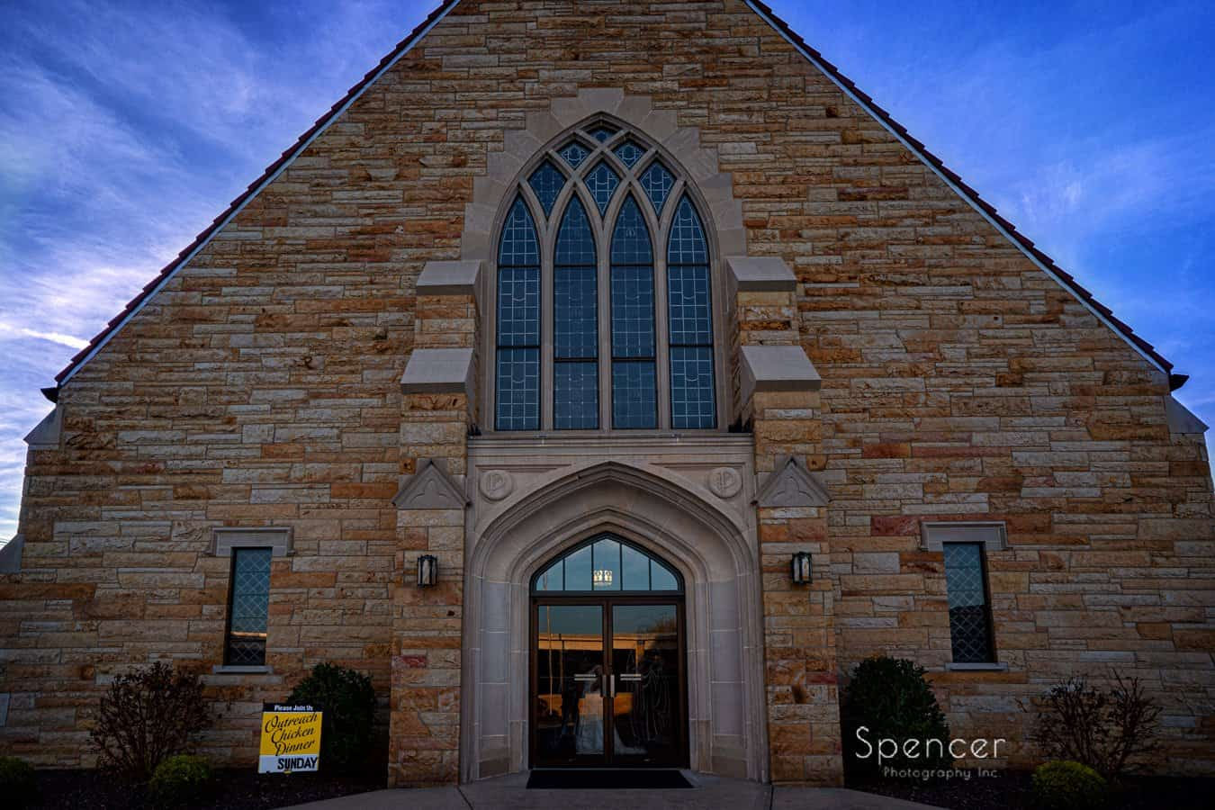 Indiana Wedding Ceremony // Cleveland Wedding Photographers