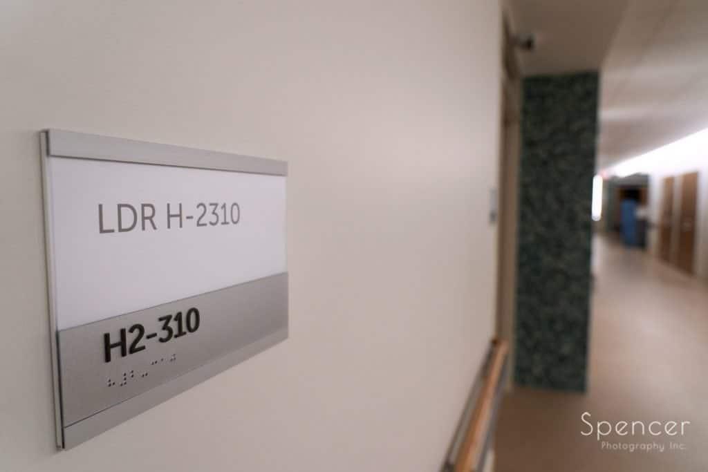 hospital room number at Summa