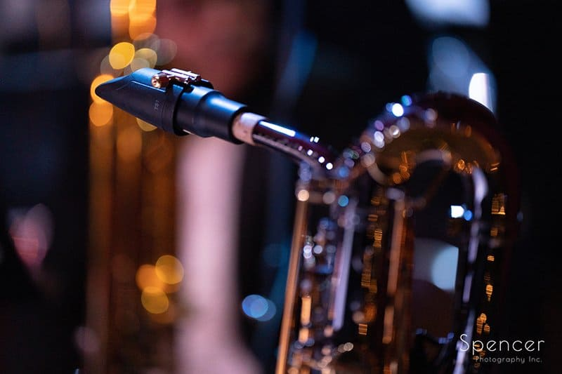 saxaphone at Brothers Lounge