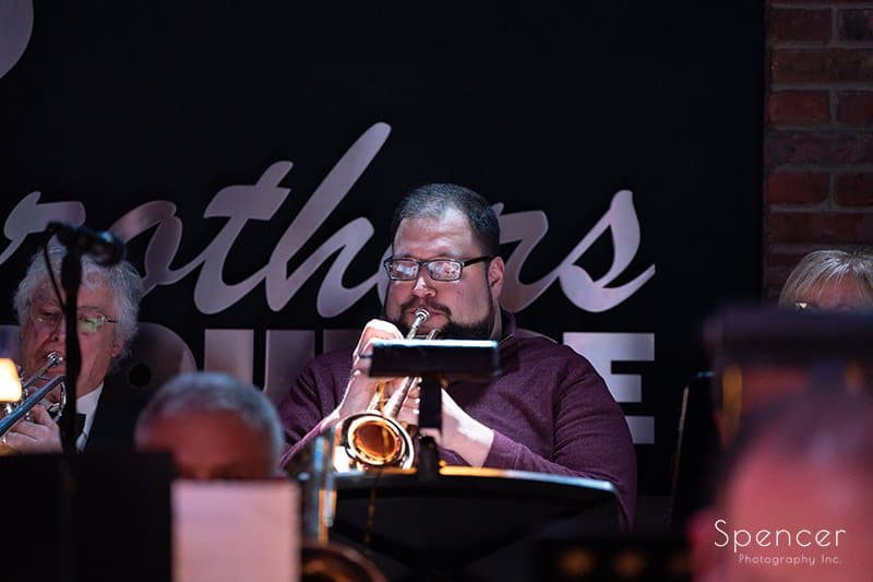 Scott McGee playing at Brothers Lounge