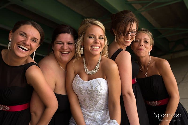 Wedding Reception in Strongsville // Cleveland Wedding Photographers