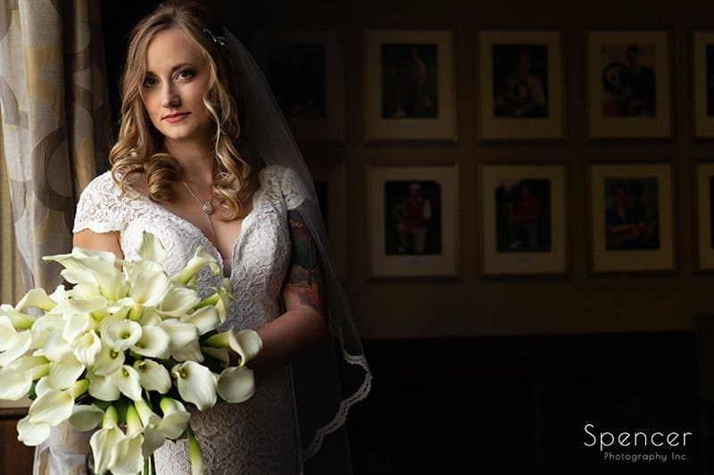 What is a Pre-Ceremony Bridal Session? // Cleveland Wedding Photographers