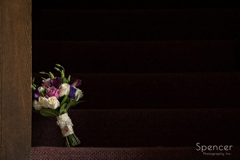 Wedding at St. Paul's Catholic Church // Cleveland Wedding Photographers