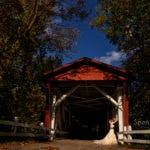 Wedding Reception in Merriman Valley // Akron Wedding Photographers