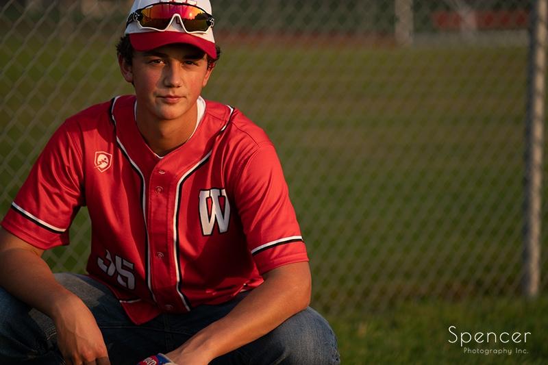 wadsworth high school senior photo