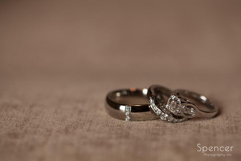 wedding rings at Troon North Golf Club