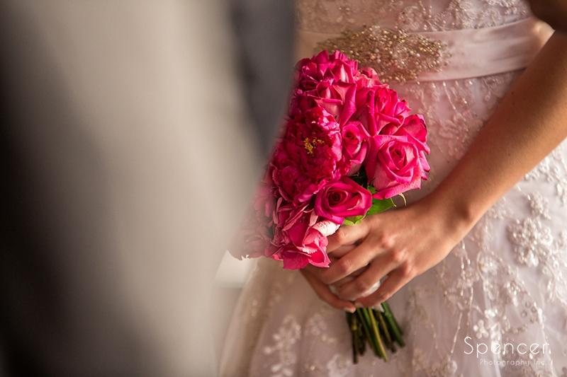 brides wedding flowers at Troon North Scottsdale