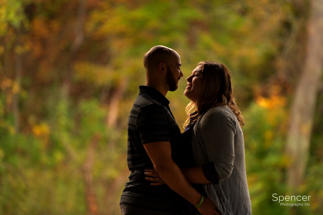Read more about the article Engagement Pictures at Mill Stream Park // Cleveland Photographer