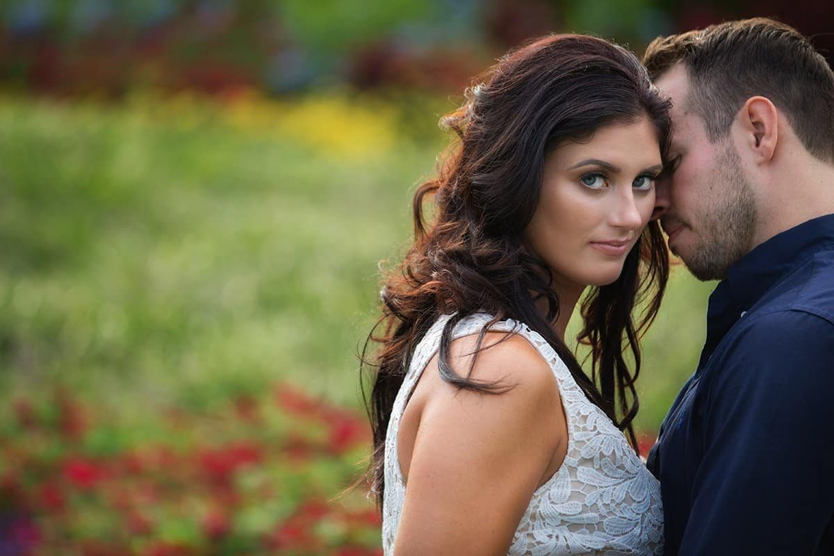 Cleveland Engagement Session Photographs